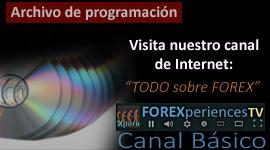 FOREXperiencesTV - Archivo de Programación